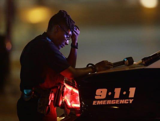 Dallas protest shooting