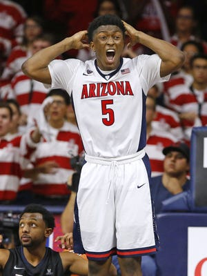 Stanley Johnson is still projected to go in the Top 10 in Paul Coro's latest NBA mock draft.