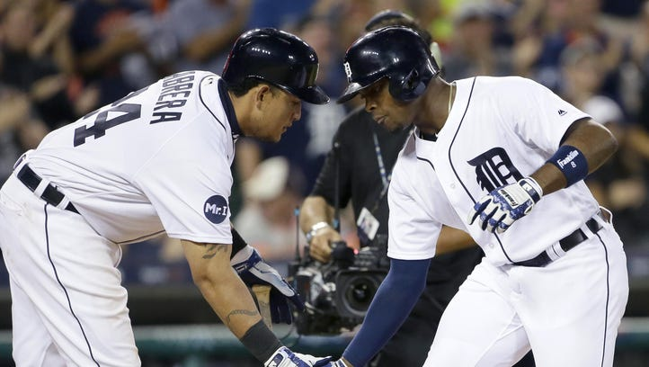 Another big night for Tigers' Upton stokes offseason question