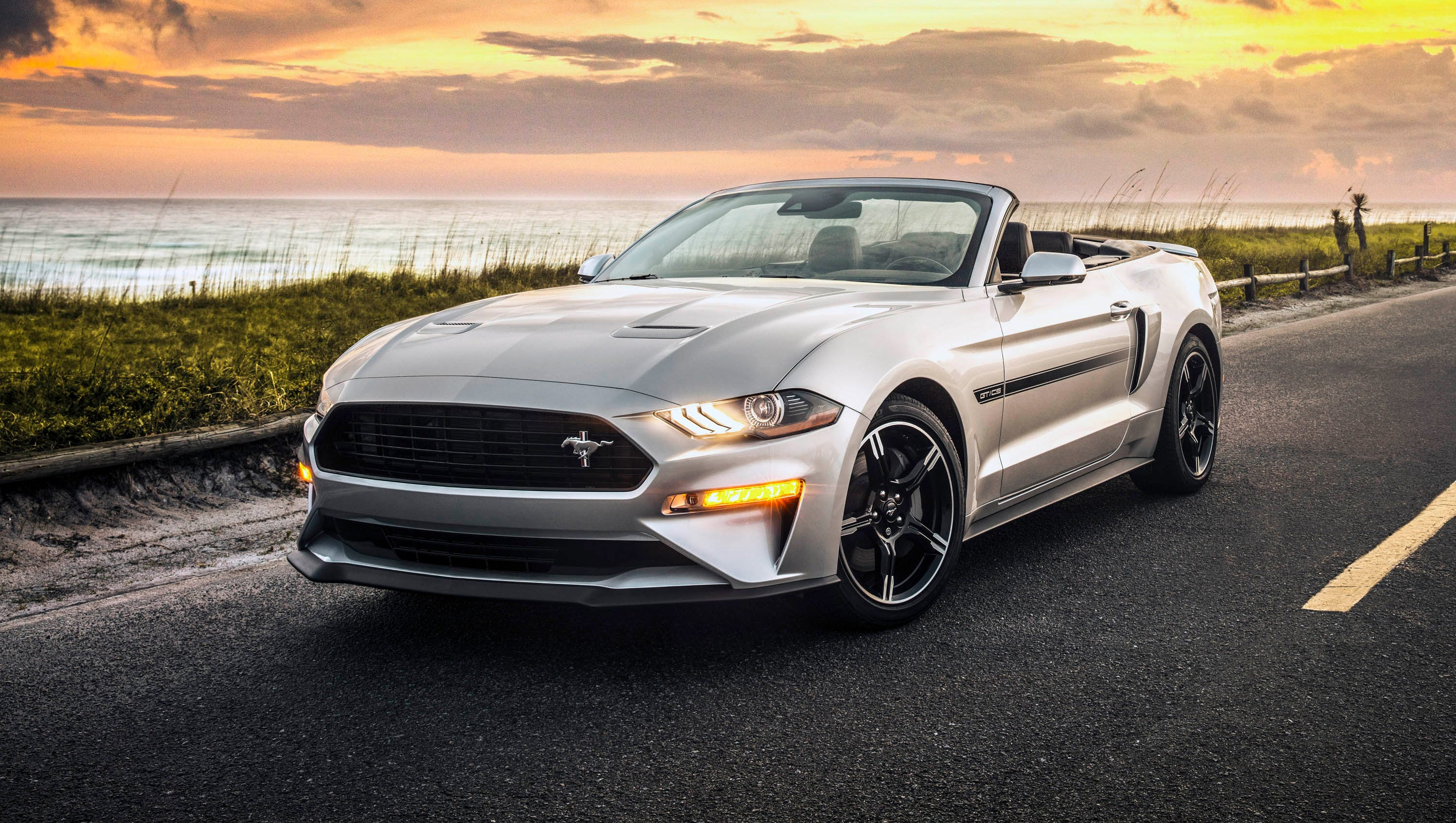 2019 Ford Mustang Gt California Special Adds Muscle To Lineup
