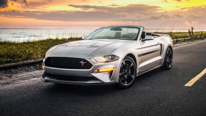 2019 Ford Mustang GT California Special edition