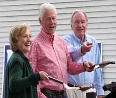 Iowa Politics Insider: Harkin Steak Fry edition