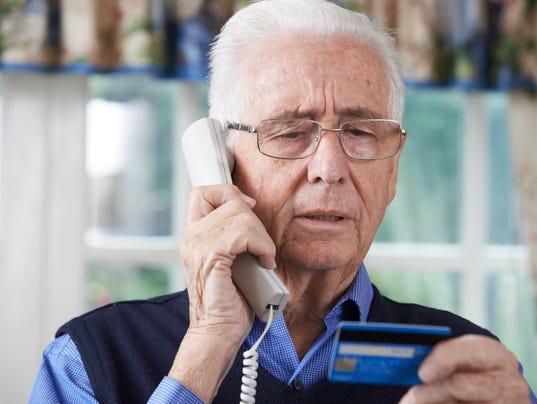 #stockphoto phone scam