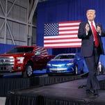 Reactions to President Trump's auto regulation decision