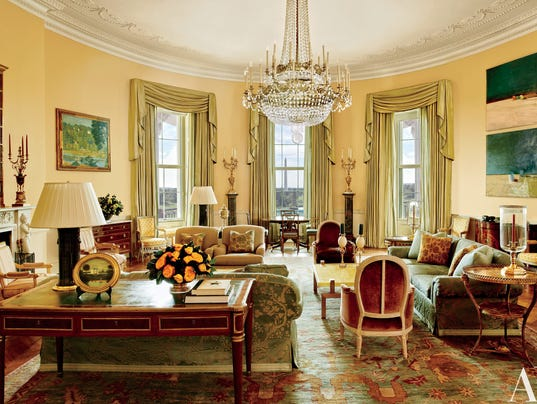 White House Sasha S Room