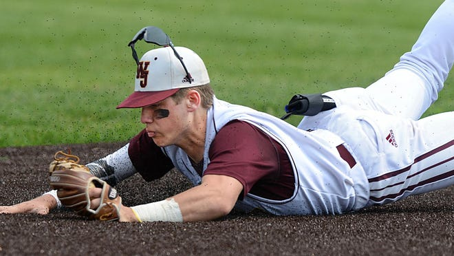 Walsh Jesuit shortstop Henry Kaczmar will be one of many players to take part in an exhibition game with Alliance at Canal Park on Saturday night.