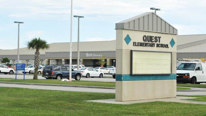 Quest elementary school in Viera.