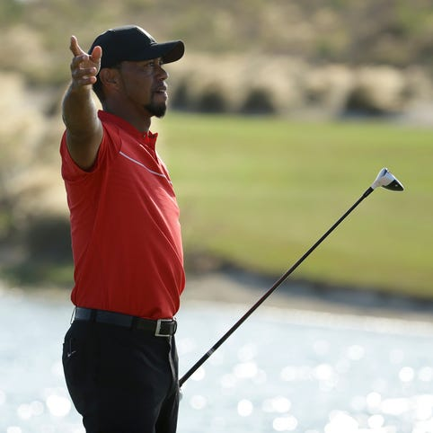 Tiger Woods' return to competitive golf