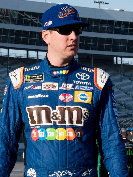 NASCAR: AAA Texas 500-Qualifying