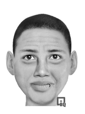 Authorities say a man matching this description attempted to lure a child into his vehicle in a North Fort Myers neighborhood recently.