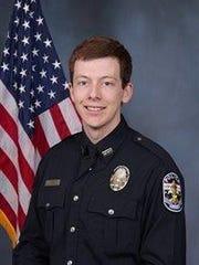 Louisville Metro Police Detective Joseph Fox