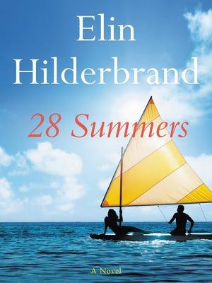"""""""28 Summers"""" by Elin Hilderbrand"""
