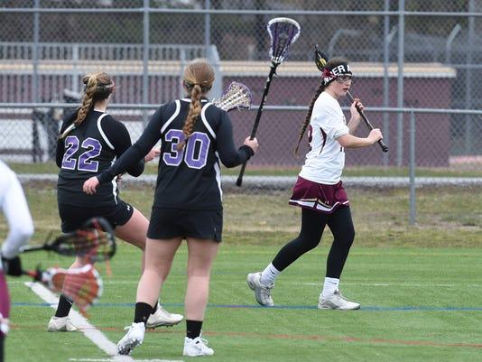 Girls lacrosse: Arlington v. Monroe-Woodbury
