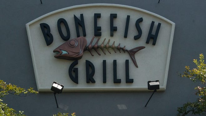 Bonefish Grill at 7020 Eastchase Parkway in east Montgomery, shown on Friday, July 31, 2015, recently finished a massive renovation and remodeling that includes an upgraded kitchen, a new bar, track lighting and a 16-table patio. The changes extend to the menu and management staff, which have been revamped.
