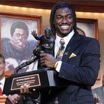 No Heisman hype for Big 12 even with Dede, D'Onta excelling