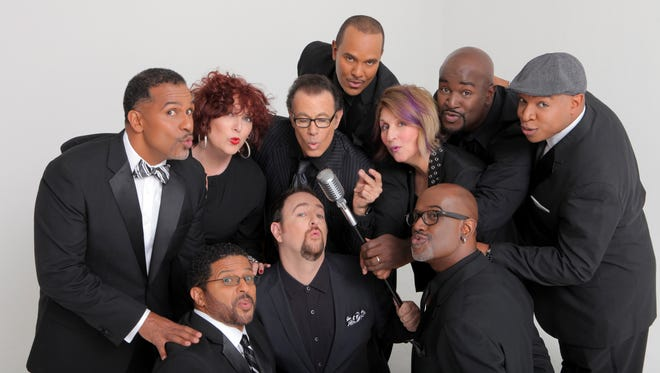 The Manhattan Transfer and Take 6 are joining forces for a Nov. 16 concert at Dixie State University in St. George.