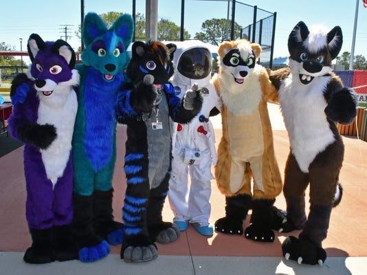 Unfurgettable: Megaplex in Orlando celebrates furry fandom