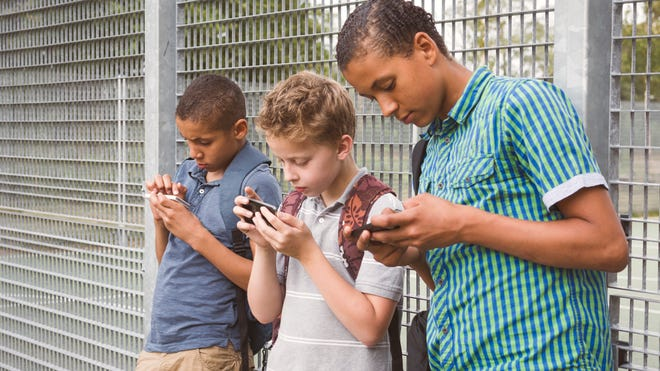 """As Jean Twenge argues, """"ripping phones out of the hands of high schoolers"""" is not the answer. What we as parents really want is to prepare our children to regulate themselves, to have the internal wisdom and strength to appropriately use whatever technology lies ahead in ways that will strengthen them and others."""