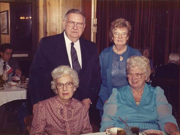 Dorothy Wilson, 95, of Johnson City, died Jan. 25.