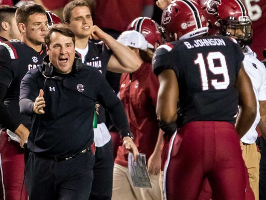 South Carolina coach Will Muschamp is getting a raise,