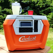 Coolest Cooler's Kickstarter campaign has garnered more than $10 million and counting