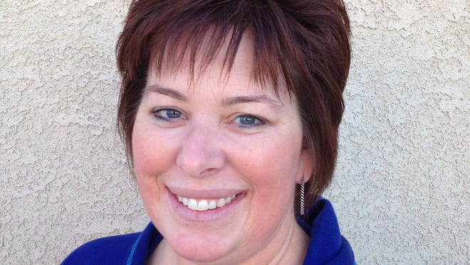 Kris Homan is a new Mason Valley Fire Protection District director.