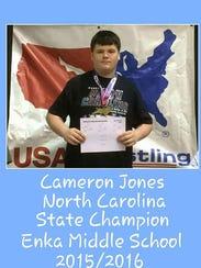Cameron Jones