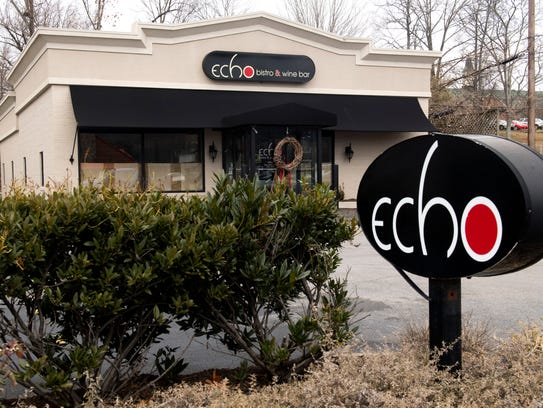 Echo Bistro and Wine Bar's Chef Seth Simmerman is retiring