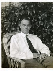 Alfred Loomis as a young man.