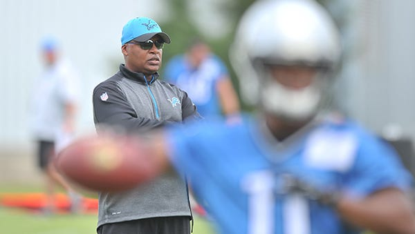 Mandatory minicamp is a week after OTAs from June 14-16.