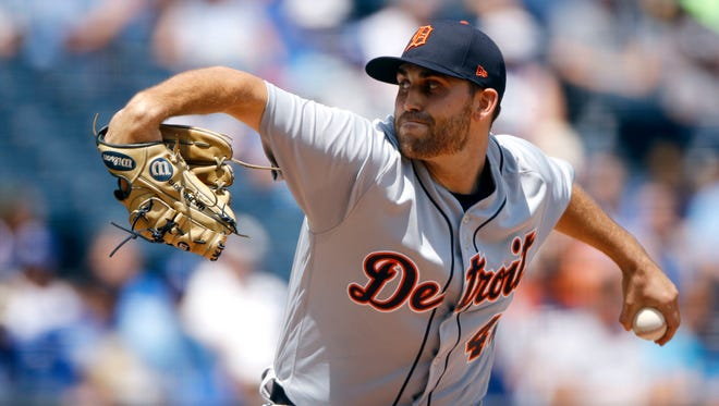 Tigers starter Matthew Boyd earned his first victory Wednesday since June 7.