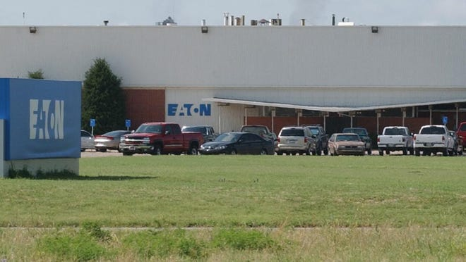 A Wichita company has purchased the former Eaton building on E. Fourth Avenue to use as a distribution center. The building has been vacant since 2017.