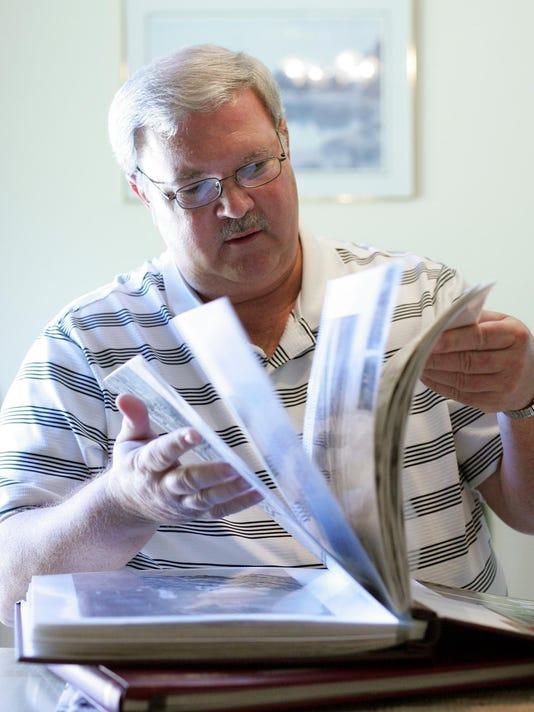Steve Felker Hurricane Katrina