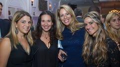 Lauren Forman, Andrea Klein, Gillian Garrett, Sabrina