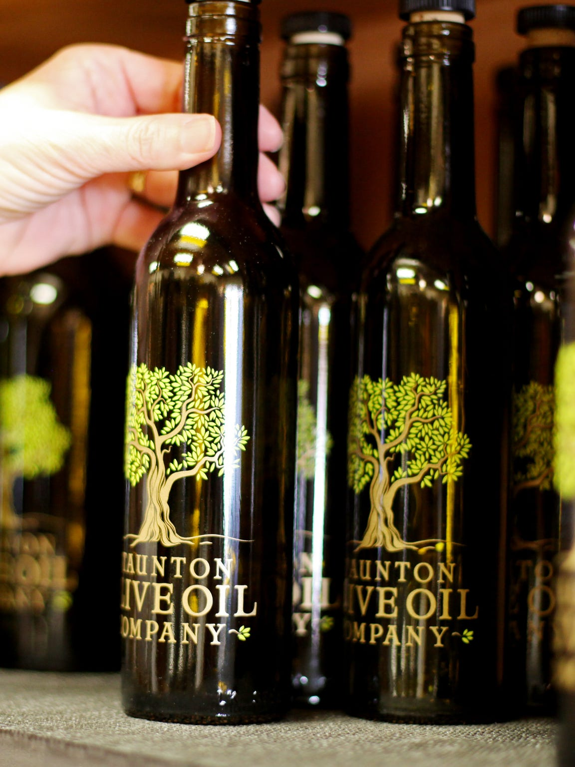 Staunton Olive Oil Company, has been open over a year