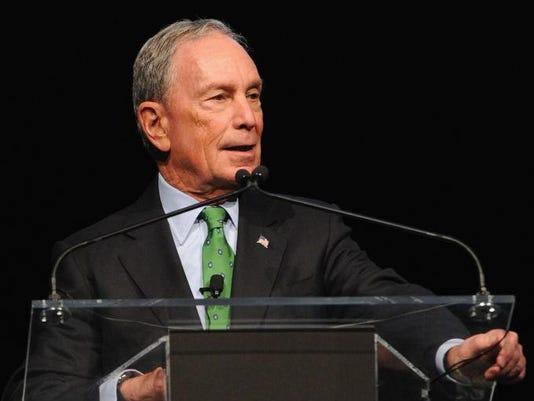 """The Bloomberg 50"" Celebration In New York City - Inside"
