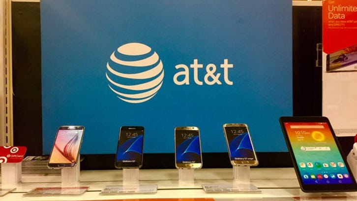 AT&T has lost some of its most lucrative phone customers.