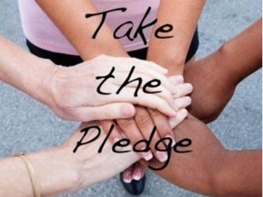Those wishing to commit to respectful conversations can take a pledge online