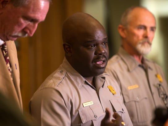 Chief Joe Stutler, Chimney Tops 2 Fire review team