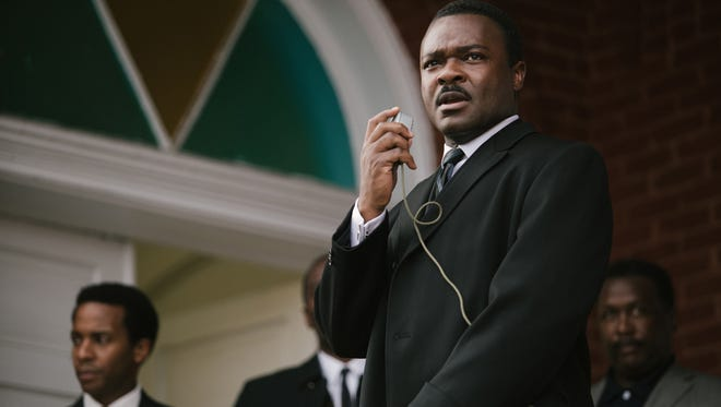 """Many predicted David Oyelowo would get a nomination for his portayal of Dr. Martin Luther King Jr. in """"Selma."""" Those predictions were wrong. The movie did get nominated for best picture."""