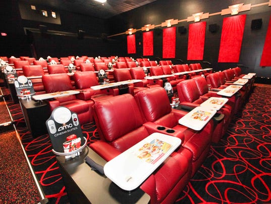 Dinner And A Movie At Amc Painter S Crossing
