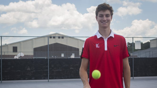 Leon senior Drew Brown is the All-Big Bend Player of the Year after playing No. 1 on the Lions' state runner-up team and winning city, district and region titles.