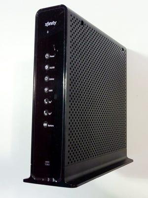 xfinity modem router