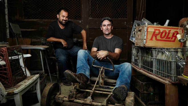 """""""American Pickers"""" is coming to New Jersey and is looking for people to feature."""