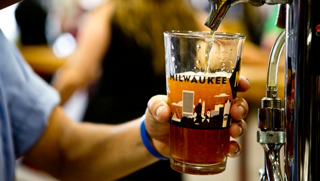 Milwaukee Brewing Co. has a wide selection of beers.