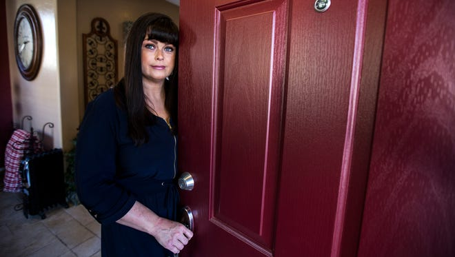 Cindy Butters, who lives in the Fincher Creek community in Gilbert, spent more than a year researching the finances of her community's homeowners association. She discovered the HOA manager, who is now in prison, stole $20,000 from the community association.