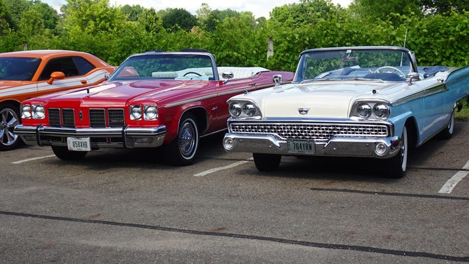 From 5 to 8 p.m., July 15 join car enthusiasts at the family friendly Gervasi Vineyard Cruise-In.