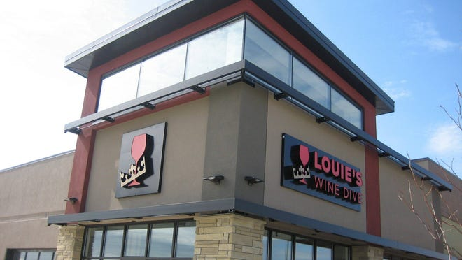 Louie's Wine Dive in Waukee opens Monday.