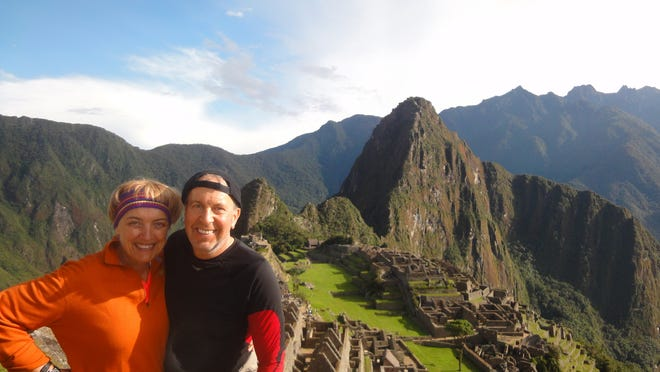 Two years after participating in a local Learn to Run program, Toni and Paul Banner were able to complete a four-day, 14,000-foot-high hike to the Sun Gate on Machu Picchu Mountain in Peru.