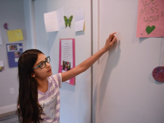 Zaina Matahen set up a web site to raise funds for several classmates who were severely injured in the Paramus school bus crash in May.